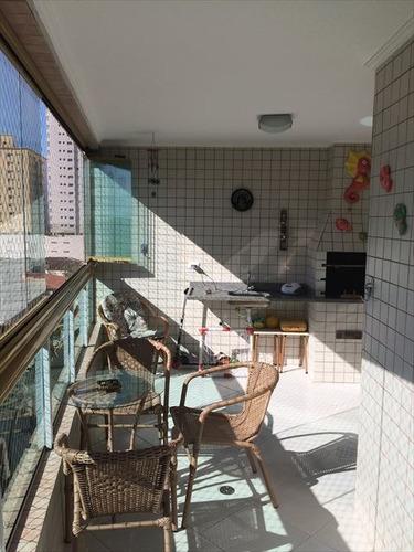 ref.: 151849900 - apartamento em praia grande, no bairro aviacao - 2 dormitórios