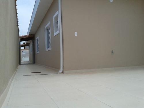 ref.: 151850900 - casa em praia grande, no bairro samambaia - 2 dormitórios