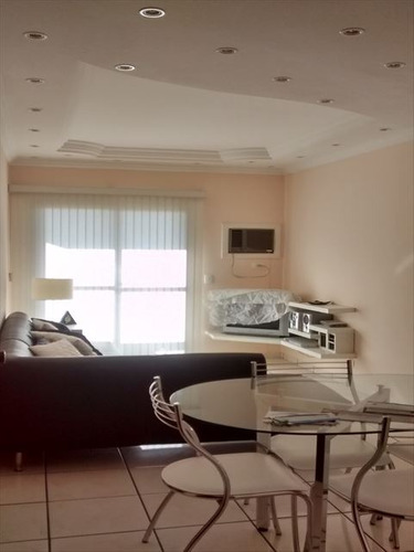 ref.: 151851400 - apartamento em praia grande, no bairro guilhermina - 1 dormitórios