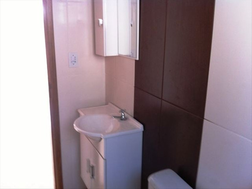 ref.: 151853700 - casa em praia grande, no bairro sitio do campo - 2 dormitórios