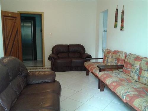 ref.: 151859300 - apartamento em praia grande, no bairro guilhermina - 1 dormitórios