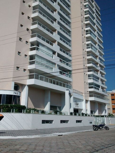 ref.: 151859600 - apartamento em praia grande, no bairro canto do forte - 2 dormitórios