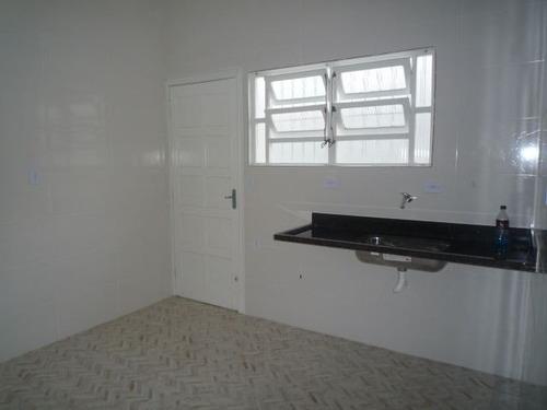 ref.: 151862900 - casa em praia grande, no bairro ocian - 2 dormitórios