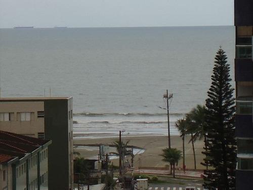 ref.: 151867900 - apartamento em praia grande, no bairro guilhermina - 3 dormitórios
