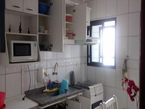 ref.: 151869300 - apartamento em praia grande, no bairro guilhermina - 2 dormitórios