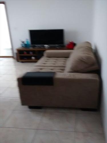 ref.: 151869900 - apartamento em praia grande, no bairro guilhermina - 1 dormitórios