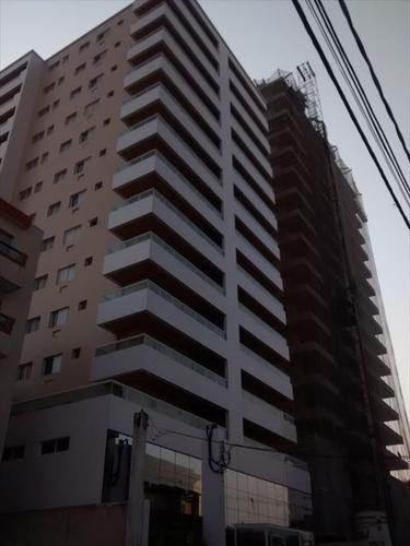 ref.: 151876100 - apartamento em praia grande, no bairro guilhermina - 1 dormitórios
