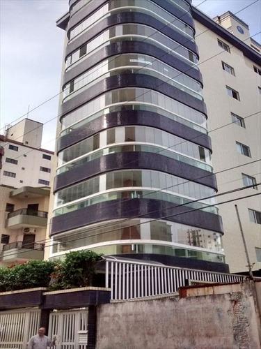 ref.: 151879500 - apartamento em praia grande, no bairro guilhermina - 2 dormitórios