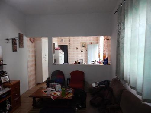 ref.: 151879700 - casa em praia grande, no bairro mirim - 2 dormitórios