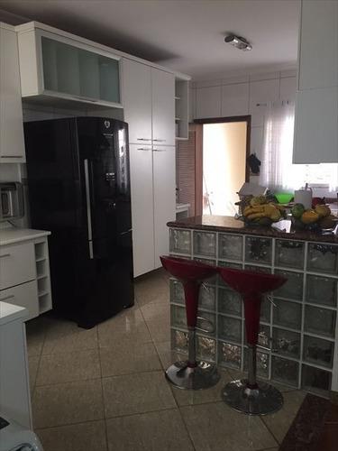 ref.: 151880600 - casa em santo andre, no bairro parque novo oratorio - 3 dormitórios