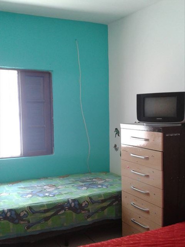 ref.: 151882900 - casa condomínio fechado em praia grande, no bairro vila sonia - 1 dormitórios