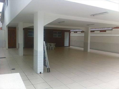 ref.: 151884000 - casa condomínio fechado em praia grande, no bairro guilhermina - 2 dormitórios