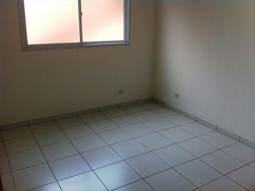 ref.: 151884200 - casa condomínio fechado em praia grande, no bairro guilhermina - 2 dormitórios