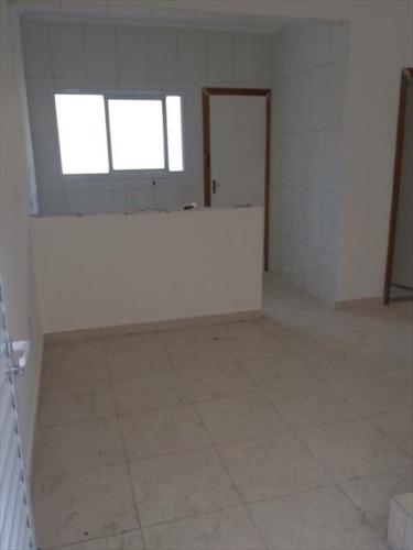 ref.: 151888400 - casa condomínio fechado em praia grande, no bairro vila sonia - 2 dormitórios
