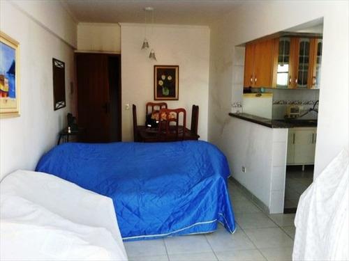 ref.: 151890500 - apartamento em praia grande, no bairro tupi - 1 dormitórios