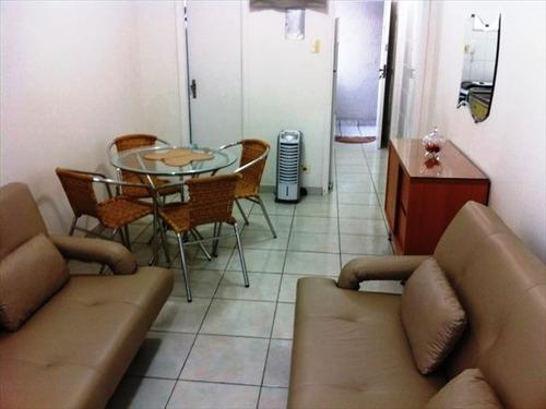 ref.: 151901000 - apartamento em praia grande, no bairro guilhermina - 1 dormitórios