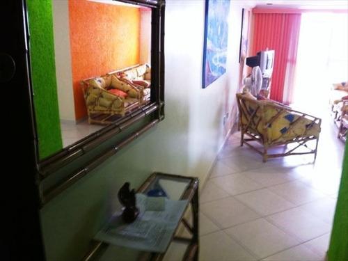 ref.: 151904900 - apartamento em praia grande, no bairro guilhermina - 1 dormitórios