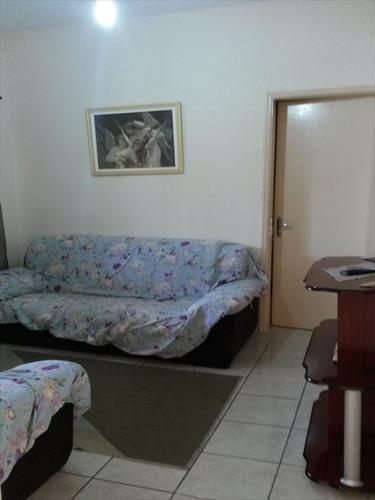 ref.: 151906100 - casa em praia grande, no bairro aviacao - 2 dormitórios