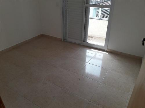 ref.: 151908200 - casa condomínio fechado em praia grande, no bairro aviacao - 2 dormitórios