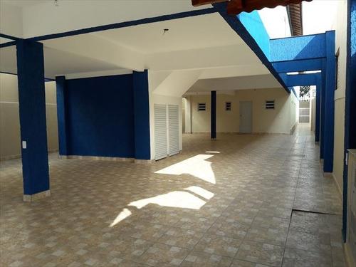 ref.: 151908400 - casa condomínio fechado em praia grande, no bairro aviacao - 2 dormitórios
