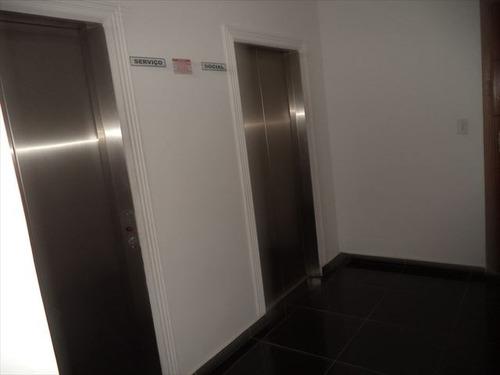 ref.: 151909000 - apartamento em praia grande, no bairro guilhermina - 1 dormitórios