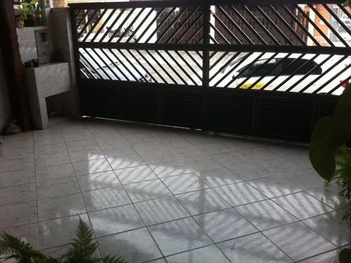 ref.: 151909800 - casa em praia grande, no bairro ocian - 2 dormitórios