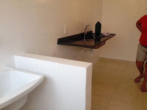 ref.: 151913300 - apartamento em praia grande, no bairro ocian - 1 dormitórios