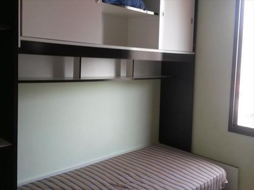 ref.: 151914600 - apartamento em praia grande, no bairro guilhermina - 2 dormitórios