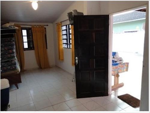 ref.: 151915100 - casa em praia grande, no bairro mirim - 2 dormitórios