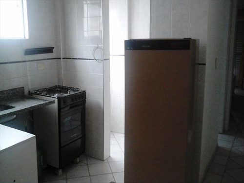 ref.: 151916600 - apartamento em praia grande, no bairro guilhermina - 1 dormitórios