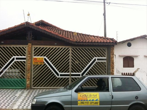 ref.: 151917800 - casa em praia grande, no bairro maracana - 2 dormitórios