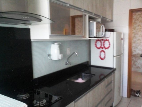 ref.: 151922600 - apartamento em praia grande, no bairro guilhermina - 2 dormitórios