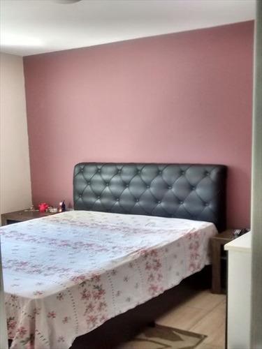 ref.: 151923100 - apartamento em praia grande, no bairro canto do forte - 2 dormitórios
