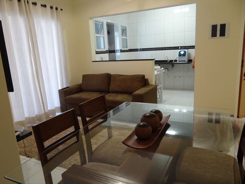 ref.: 151923300 - apartamento em praia grande, no bairro guilhermina - 1 dormitórios