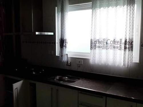 ref.: 151923800 - casa em praia grande, no bairro aviacao - 3 dormitórios