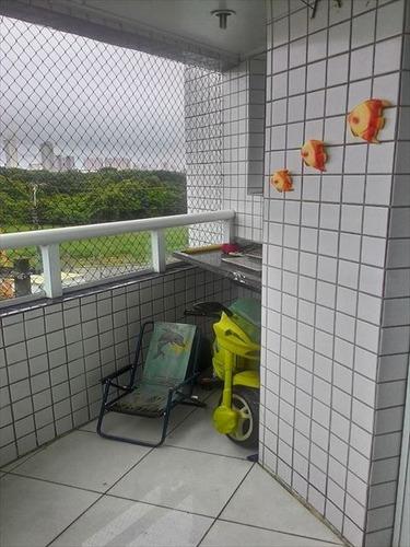 ref.: 151924800 - apartamento em praia grande, no bairro mirim - 2 dormitórios