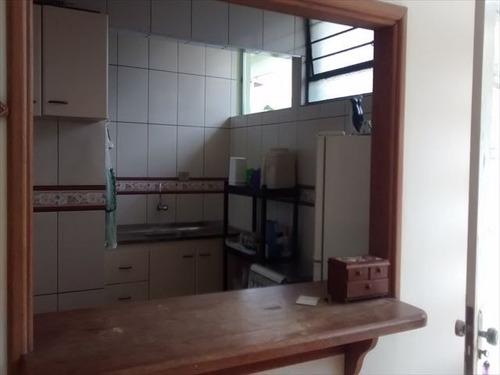 ref.: 151925200 - casa condomínio fechado em praia grande, no bairro guilhermina - 2 dormitórios