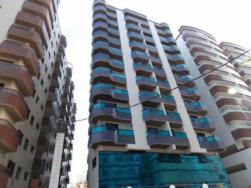 ref.: 151925400 - apartamento em praia grande, no bairro ocian - 2 dormitórios
