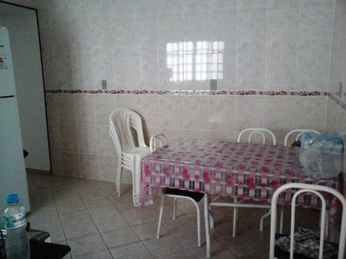 ref.: 151926400 - casa em praia grande, no bairro ocian - 2 dormitórios