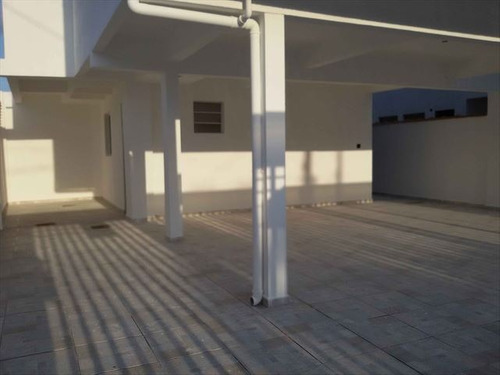 ref.: 151927400 - casa em praia grande, no bairro sitio do campo - 2 dormitórios