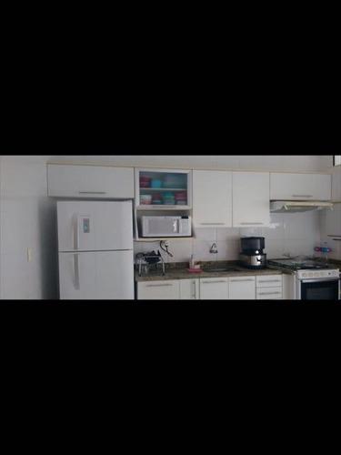 ref.: 151930900 - apartamento em praia grande, no bairro guilhermina - 2 dormitórios