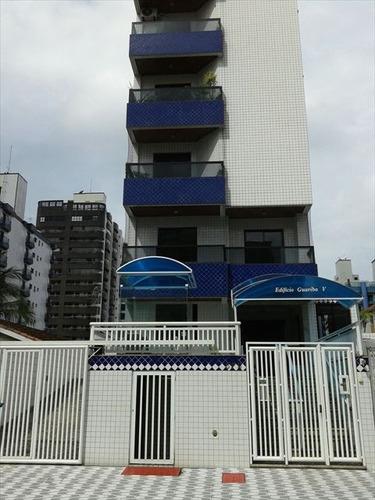 ref.: 151931200 - apartamento em praia grande, no bairro guilhermina - 2 dormitórios