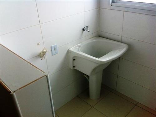 ref.: 151933100 - apartamento em praia grande, no bairro guilhermina - 2 dormitórios