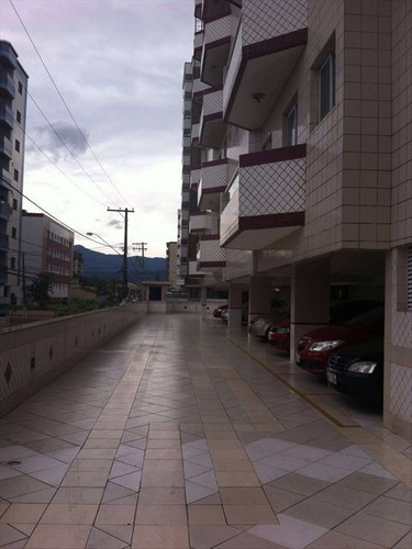 ref.: 151933300 - apartamento em praia grande, no bairro mirim - 1 dormitórios