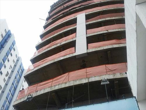 ref.: 151936500 - apartamento em praia grande, no bairro boqueirao - 3 dormitórios