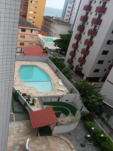 ref.: 151938600 - apartamento em praia grande, no bairro guilhermina - 3 dormitórios