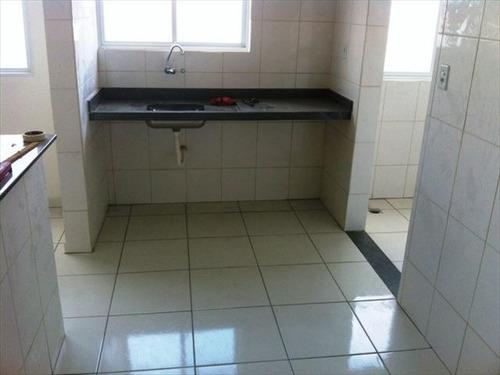 ref.: 151940400 - casa condomínio fechado em praia grande, no bairro ribeiropolis - 2 dormitórios