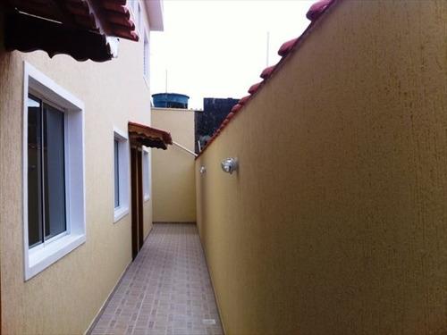 ref.: 151942700 - casa em praia grande, no bairro nova mirim - 2 dormitórios