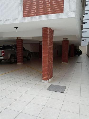 ref.: 151945600 - apartamento em praia grande, no bairro guilhermina - 2 dormitórios