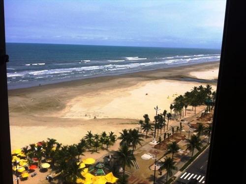 ref.: 151947900 - apartamento em praia grande, no bairro mirim - 2 dormitórios